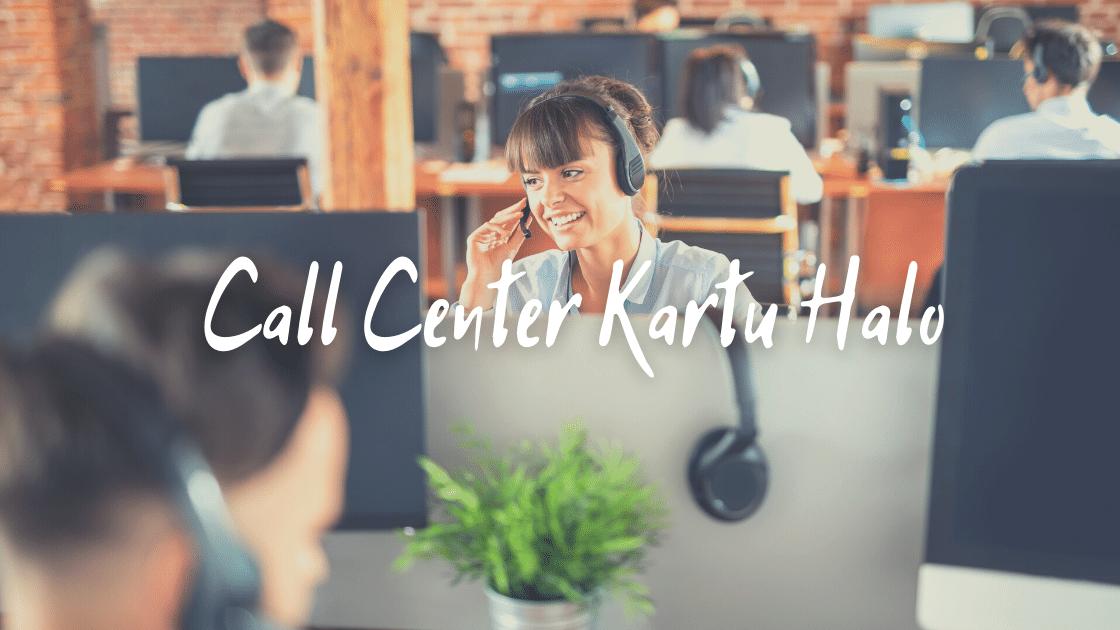 Call Center Kartu Halo