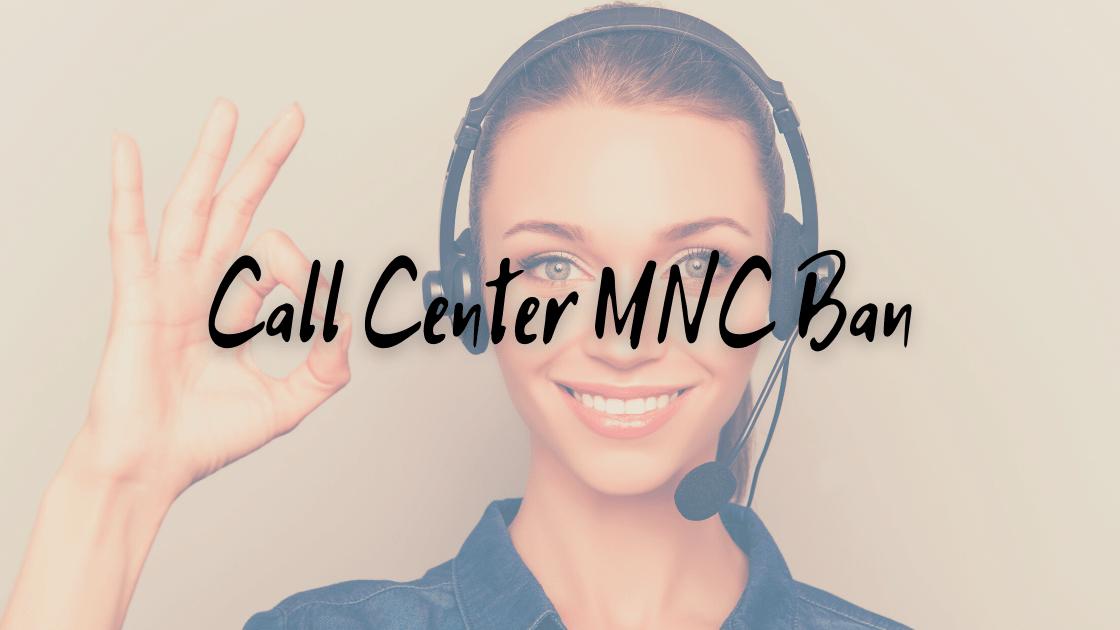 Call Center MNC Bank
